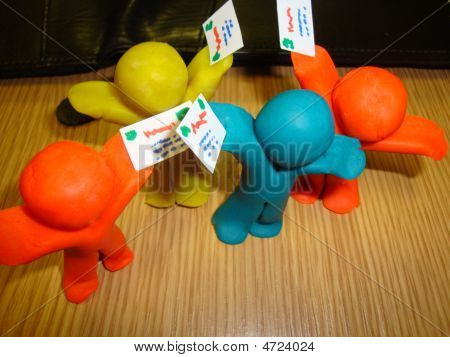 Plasticine People