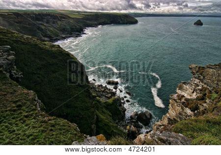 Cornwall Seashore