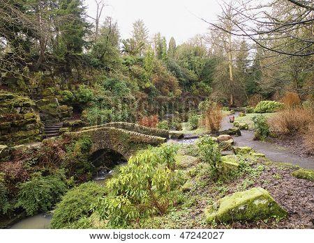 Pittencrieff Park In Dunfermline