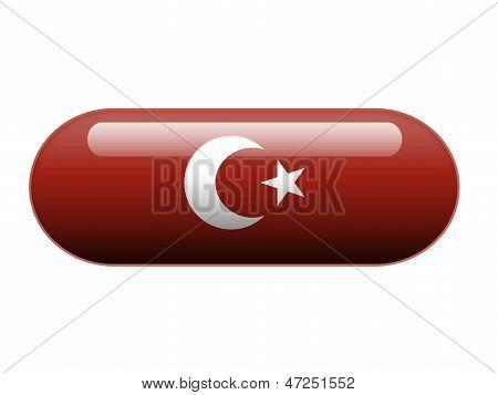Islamic symbol pill