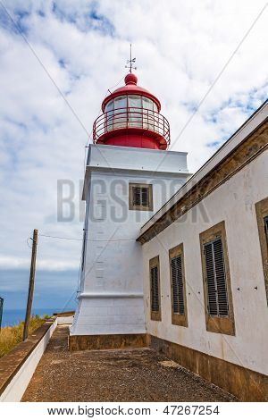 Lighthouse Ponta Do Pargo