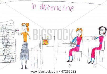Detention Art
