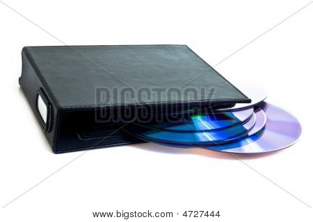 Cd Organizer And Dvd