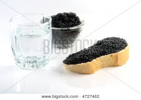 Soft Black Caviar