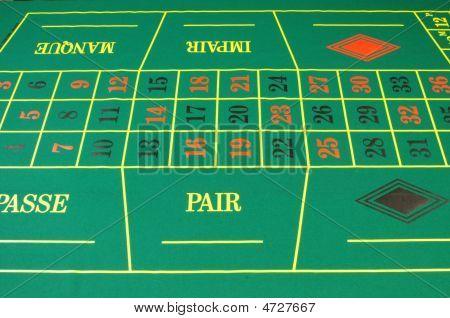 Casino Green Felt