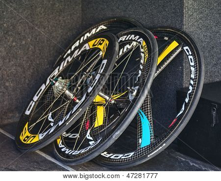 Professional Cycling Wheels
