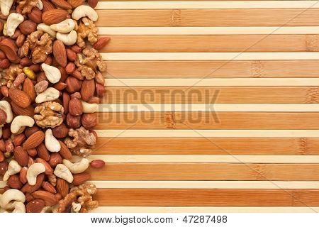 Mixture Of Nuts