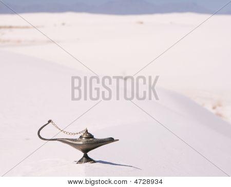 Genie Lamp Sand