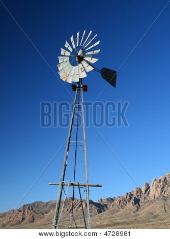 Wind Mill Mountains
