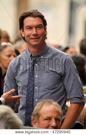 LOS ANGELES - JUN 24:  Jerry O'Connell at  the Jerry Bruckheimer Star on the Hollywood Walk of Fame  at the El Capitan Theater on June 24, 2013 in Los Angeles, CA