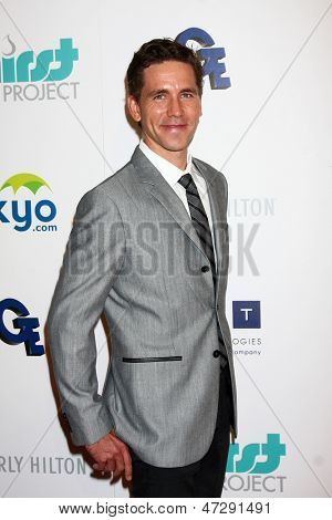LOS ANGELES - JUN 25:  Brian Dietzen arrives at the 4th Annual Thirst Gala at the Beverly Hilton Hotel on June 25, 2013 in Beverly Hills, CA