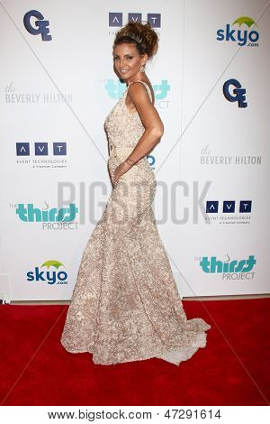 LOS ANGELES - JUN 25:  Charisma Carapenter arrives at the 4th Annual Thirst Gala at the Beverly Hilton Hotel on June 25, 2013 in Beverly Hills, CA