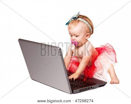 Tiny Baby Girl Like Masterful Net User
