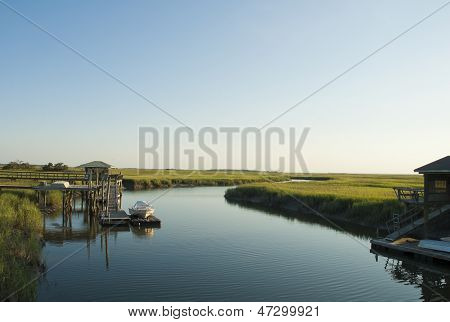 Tybee Island Waterway