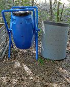 image of tumbler  - Compost bin options - JPG