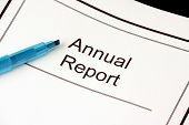 image of grossed out  - Front cover of your Annual Report Document for the financial year end and shareholder review - JPG