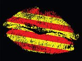 kiss of catalonia