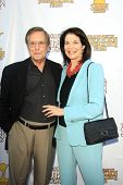 BURBANK - JUN 26: William Friedkin, Sherry Lansing at the 39th Annual Saturn Awards held at Castaway