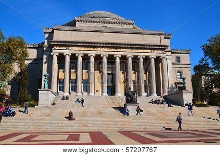 Columbia University Library