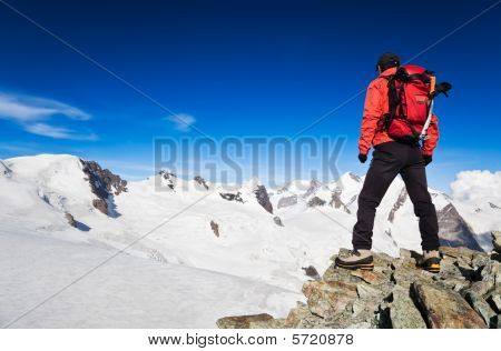 High Altitude Hiking