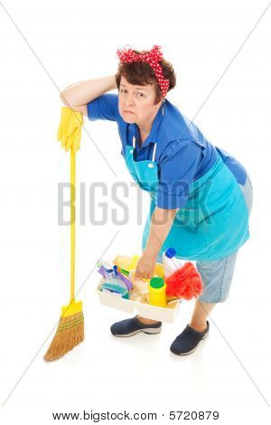 Housework Is Drudgery