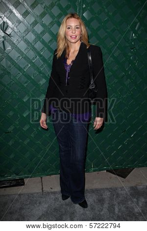 Olivia d'Abo at the