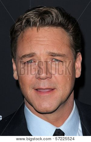 Russell Crowe at the Australian Academy Of Cinema And Television Arts' 1st Annual Awards, Soho House, West Hollywood, CA 01-27-12