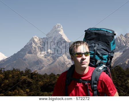 Backpacking In The Himalayas
