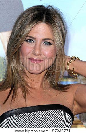 Jennifer Aniston at the