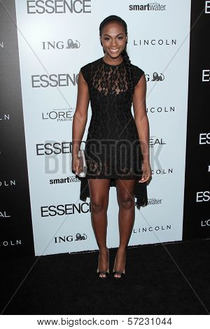 Tika Sumpter at the 5th Annual Essence Black Women In Hollywood Luncheon, Beverly Hills Hotel, Beverly Hills, CA 02-23-12