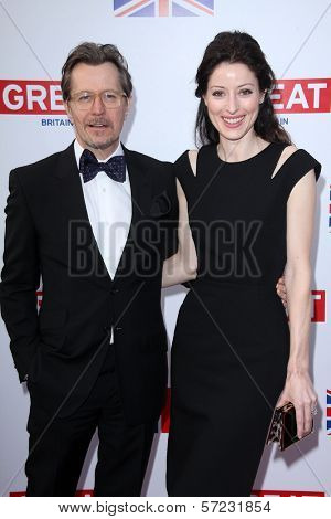 Gary Oldman at GREAT Global Initiative Honors British Nominees Of The 84th Annual Academy Awards, British Consul General Residence, Los Angeles, CA 02-24-12