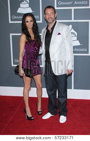 Trey Parker at the 54th Annual Grammy Awards, Staples Center, Los Angeles, CA 02-12-12