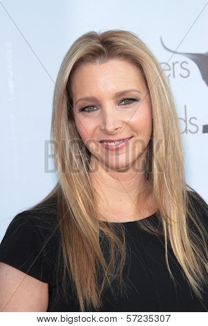 Lisa Kudrow at the 2012 Writers Guild Awards, Hollywood Palladium, Hollywood, CA 02-19-12