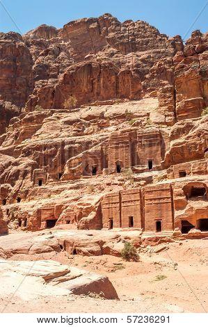 Nabatean Tombs