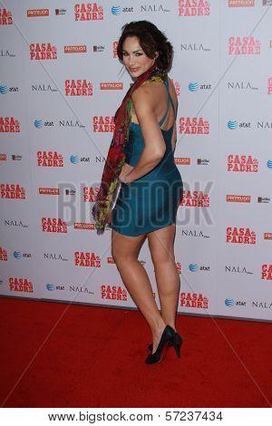 Patricia De Leon at the