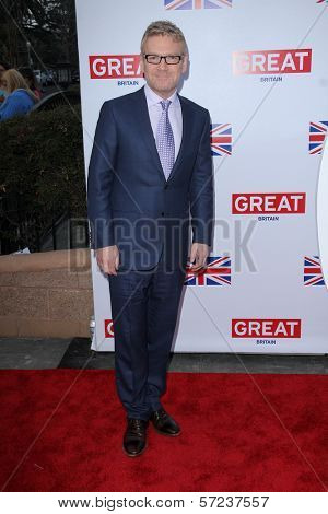 Kenneth Branagh at GREAT Global Initiative Honors British Nominees Of The 84th Annual Academy Awards, British Consul General Residence, Los Angeles, CA 02-24-12