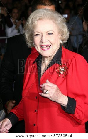 Betty White at the