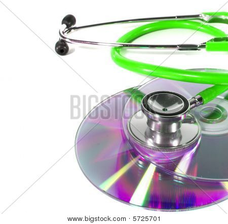 Virus On A Cd