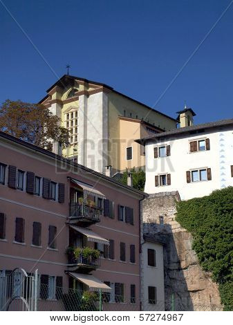 Church Of The Order Of Capuchin Province Of Trento