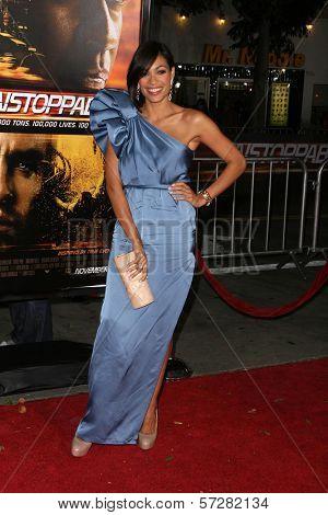 Rosario Dawson at the