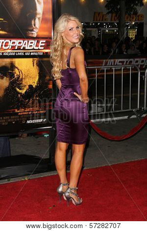 Gretchen Rossi  at the