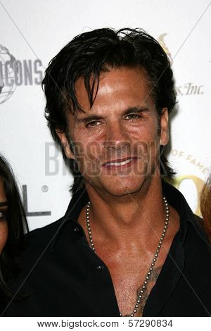 Lorenzo Lamas at thr Hollywood Walk of Fame's 50th Birthday Bash,  Kodak Theater Grand Ballroom, Hollywood, CA. 11-03-10
