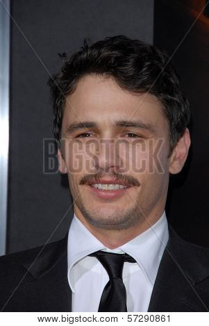 James Franco at the