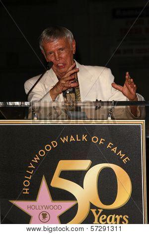 Roger Williams at thr Hollywood Walk of Fame's 50th Birthday Bash,  Kodak Theater Grand Ballroom, Hollywood, CA. 11-03-10