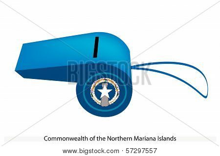 A Whistle Of The Northern Mariana Islands