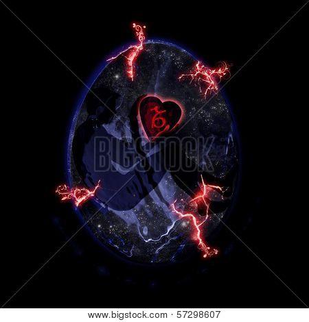 Capricorn Symbolic Love