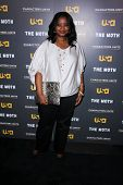 Octavia Spencer at USA Network and Moth present