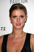 Nicky Hilton at LACMA presents