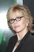 Jane Fonda at the