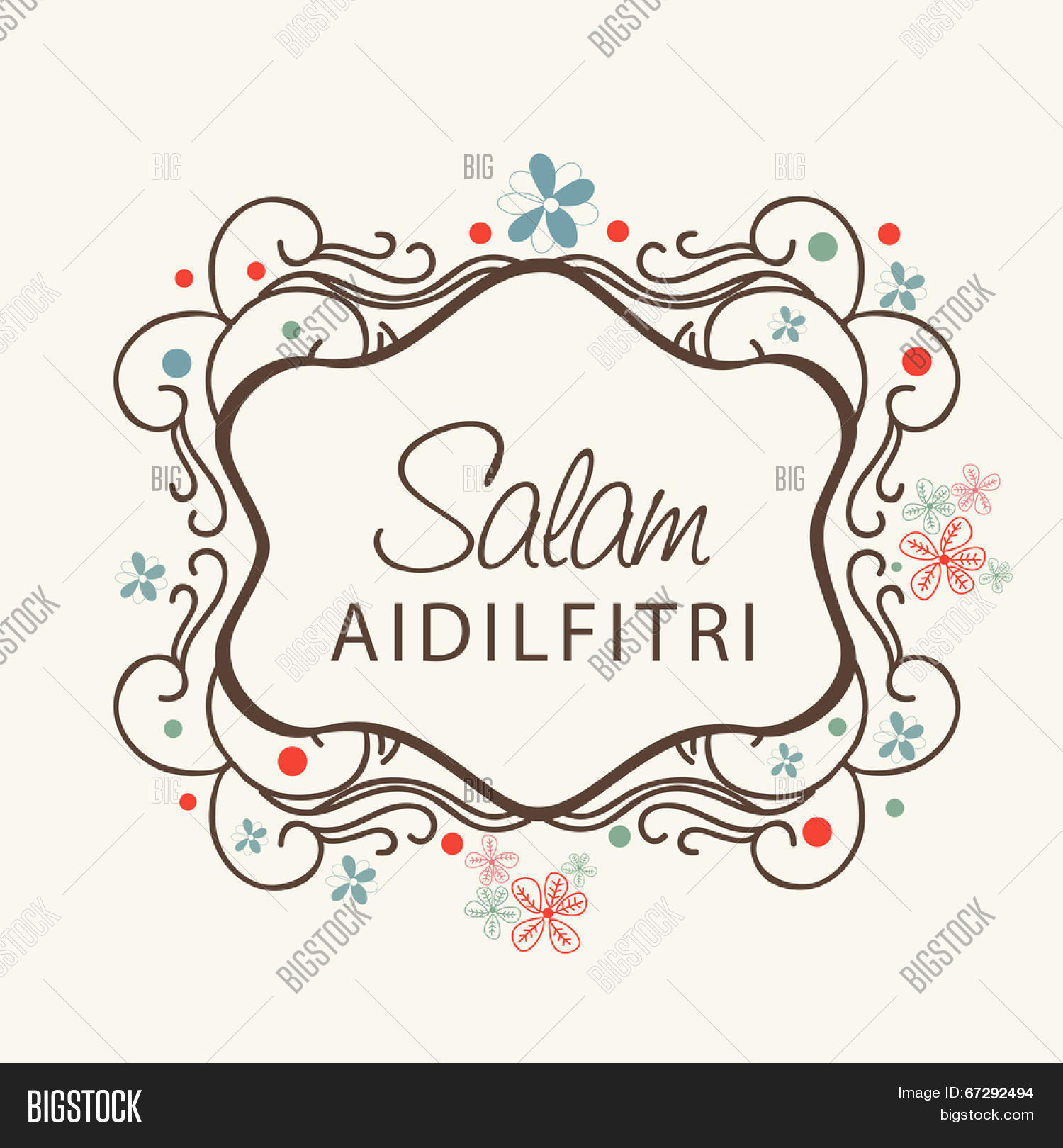 Stock Vector Beautiful Floral Decorated Frame With Stylish Text Salam Aidilfitri On Beige Background For Muslim Community Festival Eid Mubarak Celebrations on Small A Frame Plans
